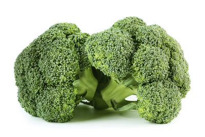 Grün und voller Vitalstoffe - Brokkoli ist ein Supergemüse.