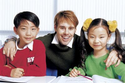 Lehrern steht im Schulwesen die Welt offen.