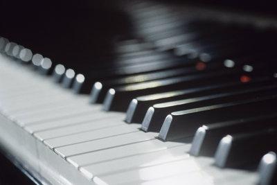 Die meisten Fugen sind für Klavier geschrieben