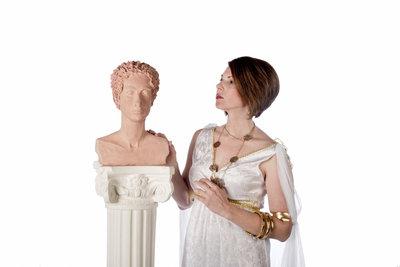 Die Römerin ist ein antiker Kostüm-Klassiker.