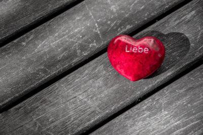 Ein Valentinsgeschenk sollte vor allem von Herzen kommen