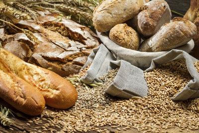 Vollkornprodukte enthalten gesunde Ballaststoffe.