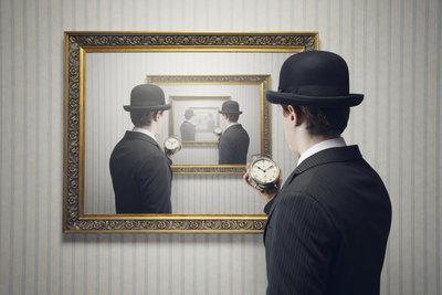 Surrealismus zeigt Dinge in einem anderen Blickwinkel.