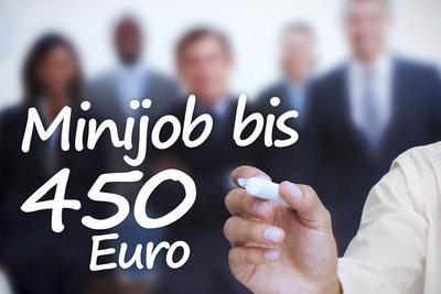 Eine Beschäftigung auf 450-Euro-Basis hat für Arbeitnehmer Vor- und Nachteile.