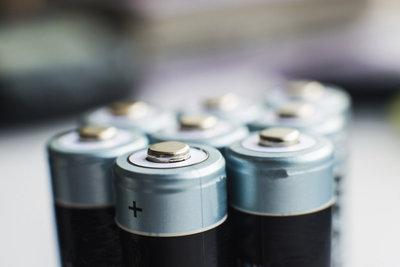 Nickel finden Sie in vielen Akkumulatoren.