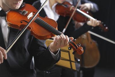 Epische Musik können Sie im Konzertsaal oder im Kino erleben.