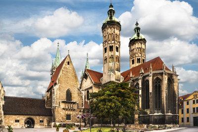 In Naumburg verbrachte Friedrich Nietzsche den größten Teil seiner Kindheit und Jugend.