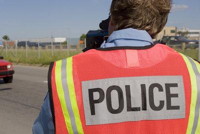 Polizeikontrollen dienen der Sicherheit des Straßenverkehrs.