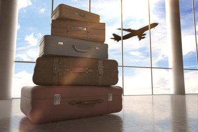 Die Freigepäckmenge ist bei Flugreisen je nach Gesellschaft unterschiedlich geregelt.