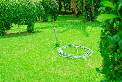 Der einfachste Wasserhahn im Garten ist mitunter sehr wertvoll.