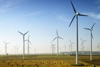 Windparks liefern schon jetzt einen großen Teil unseres Stromes.