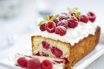 Dem Kuchen mit Xylit sieht man nicht an, dass er keinen Zucker enthält.