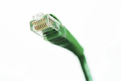 Die modernen NTBAs für ISDN-Anschlüsse arbeiten über Steckersystem.