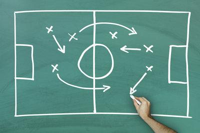 Beim Fußball gibt es viele effektive Taktiken.