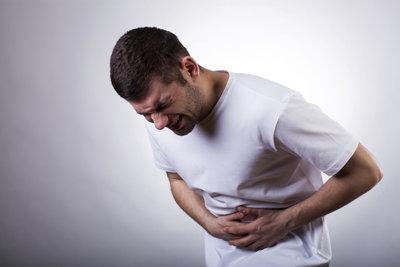 Eine Gallenkolik ist ein äußerst schmerzhaftes Ereignis.