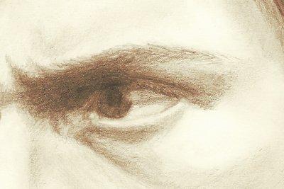 Ausdrucksstarke Augen leben von Kontrasten.