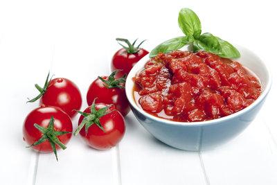 Passierte Tomaten sind erstaunlich gesund.