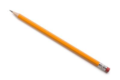 Der Bleistift, eine der erfolgreichsten Erfindungen unserer Zeit.