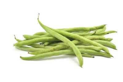 Rohe Bohnen enthalten das giftige Eiweiß Phasin.
