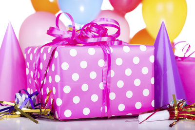 Zum 18. Geburtstag sollte das Geschenk etwas besonderes sein.