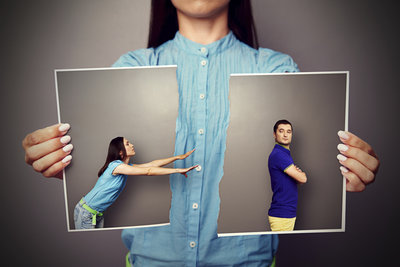 Nach der Trennung können sich Paare erneut annähern.