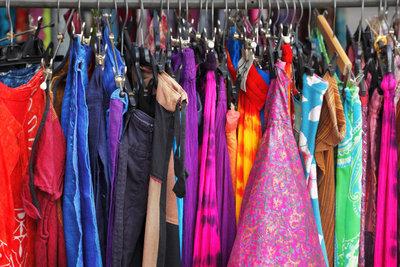Primark bietet viel Kleidung auf engstem Raum.