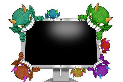 Zombie Invasion führt  illegale Aktivitäten auf Ihrem Computer aus.