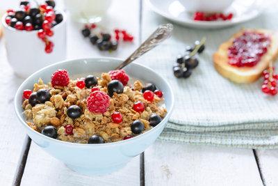 Ein gutes Kinderfrühstück ist gesund und lecker.