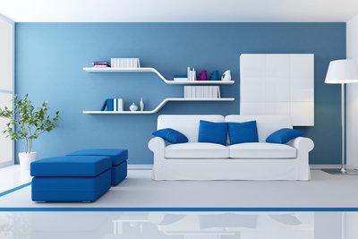 Die richtigen Farbkombinationen können stimmungsaufhellend wirken.