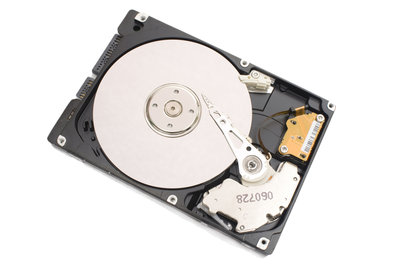 Sehr große Festplatten benötigen eine GPT-Partition.