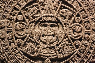 Mit solchen Ringen konnten die Maya leicht Berechnungen ihres Kalenders durchführen.