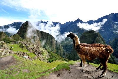 Noch Peru erfüllt einige Kriterien eines Entwicklungslandes.