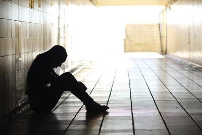 Bei einer Depression handelt es sich um eine affektive Störung.