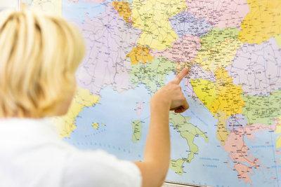 Slowenien und die Slowakei sind keine Nachbarländer