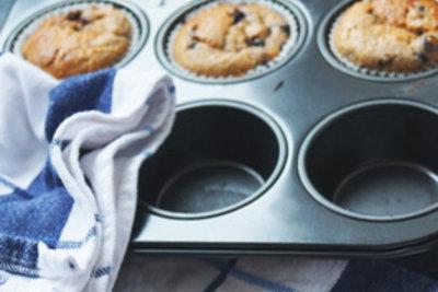 Vegane Muffins ohne Backpulver