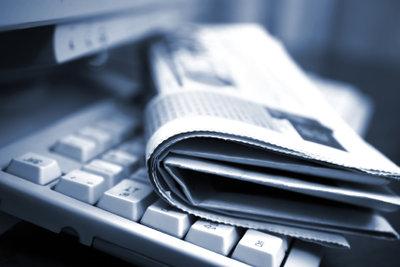 Mit ein bisschen Übung lässt sich ein guter Zeitungsartikel schreiben