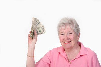 Auch eine Hausfrau kann für Ihr Alter vorsorgen!