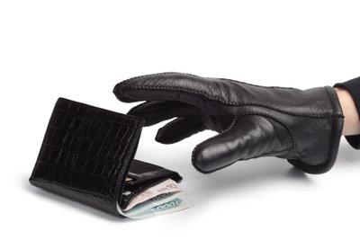 Geldbeutel verloren - nicht immer trifft man auf einen ehrlichen Finder