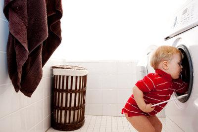 In der Waschmaschine wird Ihr Eastpak Rucksack kinderleicht sauber!