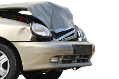 Nur für Profis, kauf von Unfallwagen