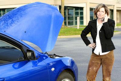 Haben Sie eine Panne, stellt der ADAC unter Umständen einen Ersatzwagen zur Verfügung.