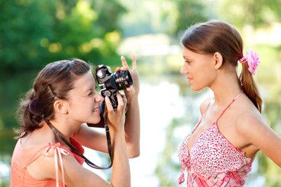 Wer als Katalogmodel arbeiten will, muss viele Kriterien erfüllen.