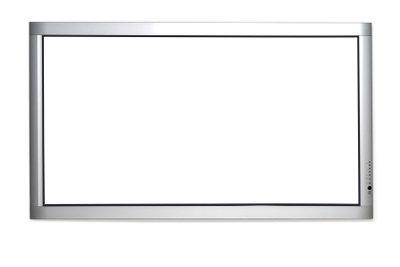 Einen Plasmabildschirm können Sie auf verschiedene Weise reinigen.