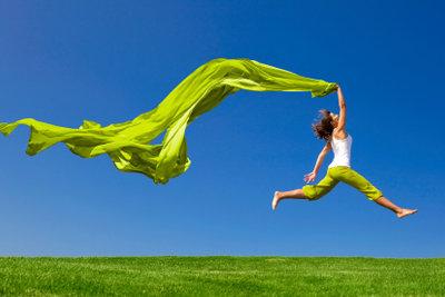 Lebensfreude kann man erlernen und so dauernd trauriger Stimmung beikommen.