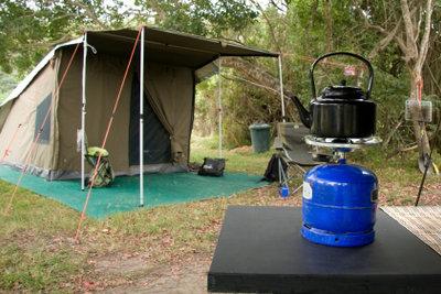 Fürs Camping braucht es eine entsprechende Packliste.