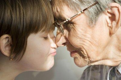 Das schönste Geschenk zum 100. Geburtstag ist Zeit mit der Familie.
