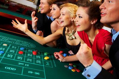Im Casino ist die Zockerstimmung wirklich ansteckend!
