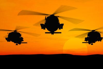 Hinter dem Traum vom Hubschrauberflugschein verbirgt sich eine harte Realität.