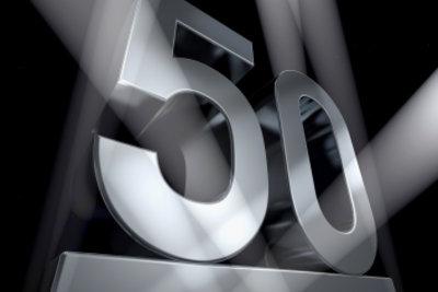 Zum 50. Geburtstag etwas Besonderes - Spotlight auf das bisherige Leben.