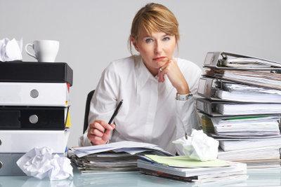Wenn der Job beginnt Sie unglücklich zu machen, sollten Sie über einen Berufswechsel nachdenken.